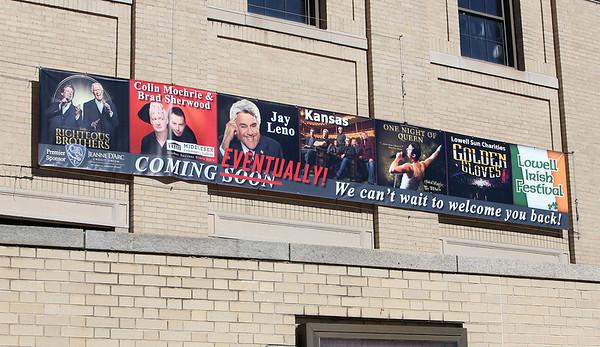 Lowell Memorial Auditorium 100820
