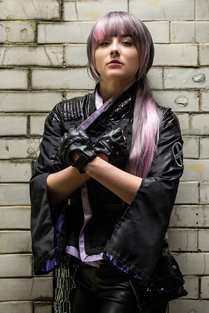 Kiley as Yukio at Fort Washington