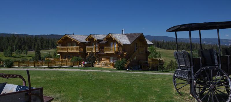 Echo Valley Guest Ranch