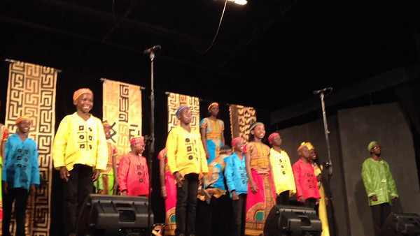 African singers