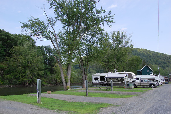 Journal Site 199: Whitehall Marina & RV Park, Whitehall, NY - July 20 - 21, 2011