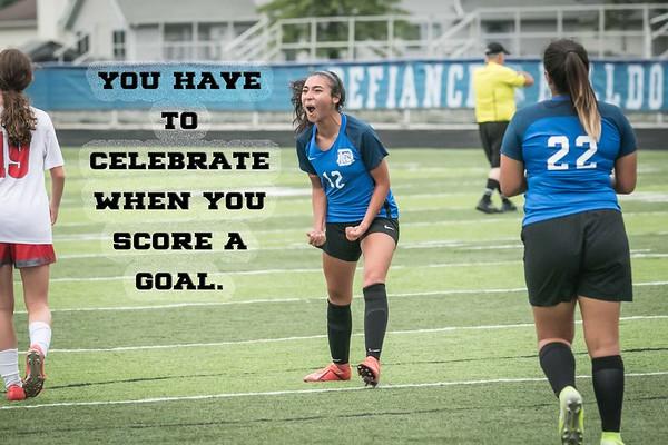 DHS Girls Soccer 09-01-2020