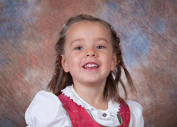 Lilya 4 years old