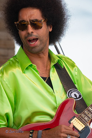 Selwyn Birchwood at Blues From The Top 190629
