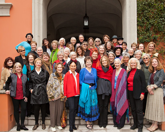 """Gloria Steinem """"Writing Our Way to the Revolution"""" Brunch"""