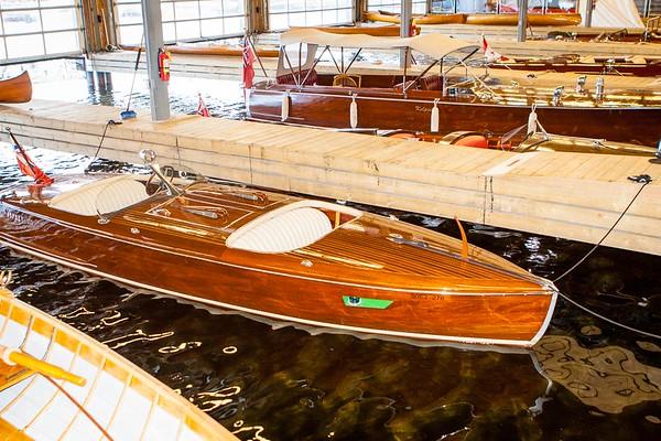 Gravenhurst Wooden Boats