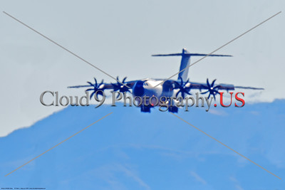 Spanish Air Force Airbus A400M Atlas Turboprop Military Airplane Pictures