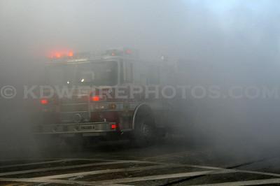 Lowell, MA - 4th Alarm - W 6th St at Boisvert St - 1/24/13
