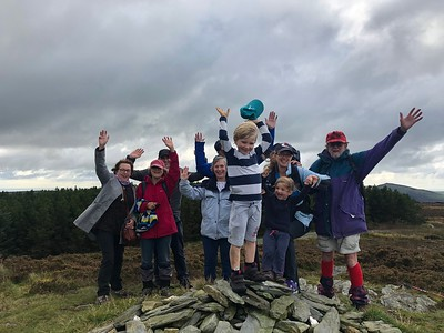Glen Helen & Hills Hike 09/19
