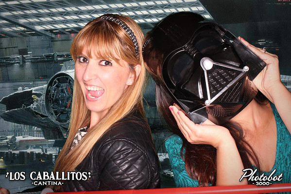 05/04/14 - May the Fourth be with you at Cantina Los Caballitos