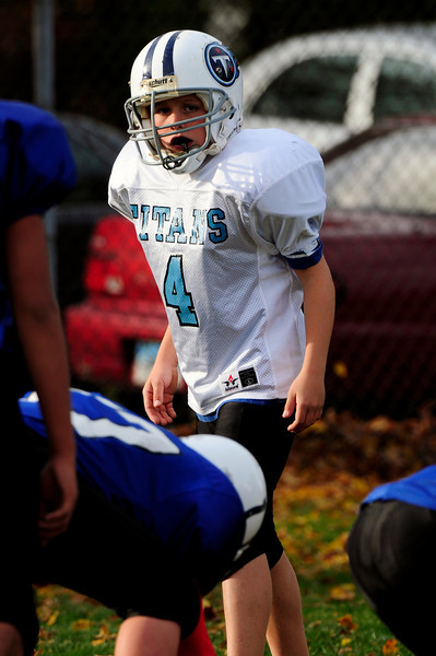 Pee Wees Week 7 - Colts v. Titans