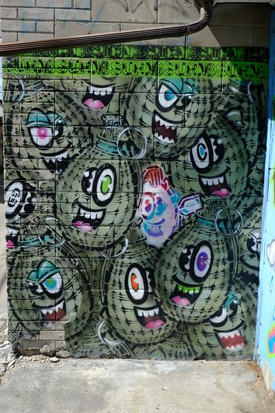 Ossington Alley