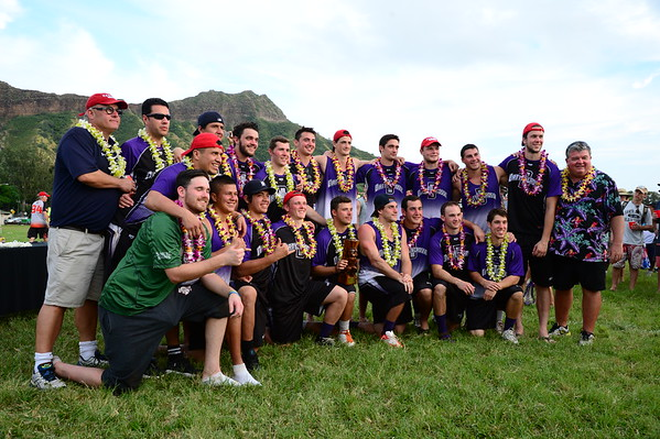 Hawaii Lacrosse Awards ceremony, 11-1-15