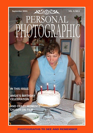 Molly & Angie's Birthday Party - September 2001
