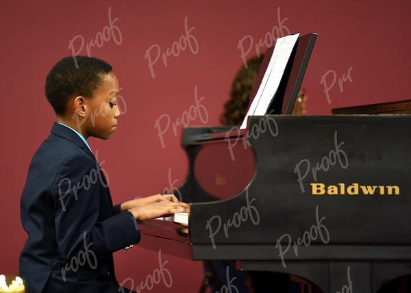 Gabriel Charles Piano Recital