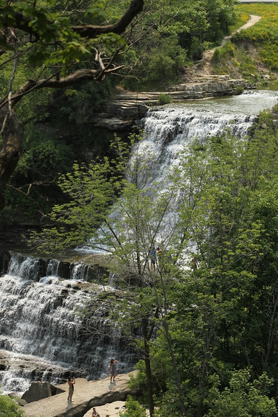 Mt. Albion Falls of Hamilton
