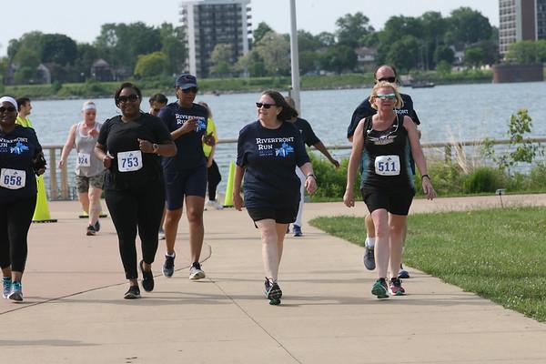 Riverfront Run 8 Jun 2019 Finish 9:51-10:48am
