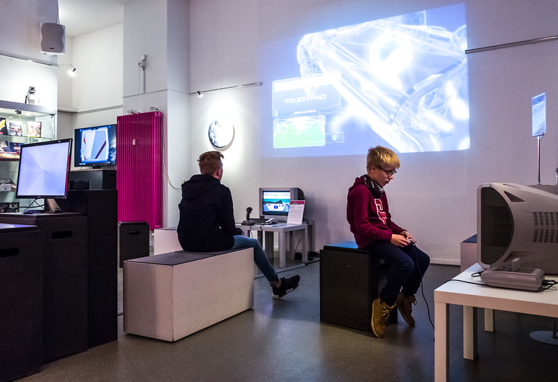 Computerspielmuseum, Berlin