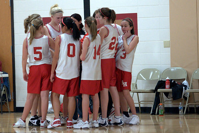 Sacred Hearts Basketball - 12/20/2008