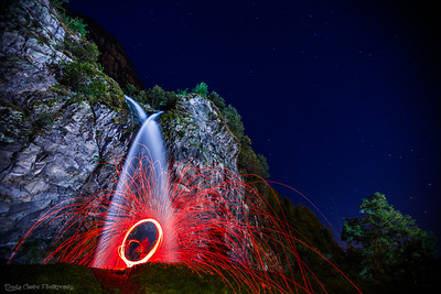 Sparks & Waterfalls