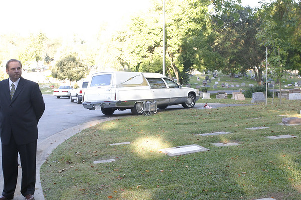 Marty's Grave Dedication