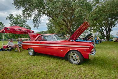 Hadji Shrine's Car Show 2012