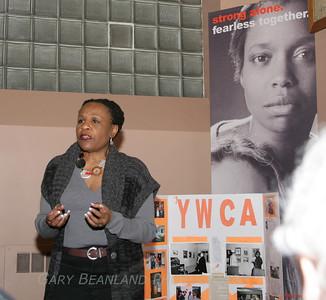 Women's History Month -- Linda Joyce YWCA