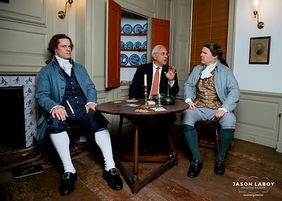 Scarinci & Hollenbeck at Fraunces Tavern