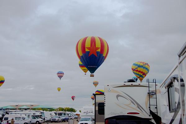 Balloon Fest Last Morning