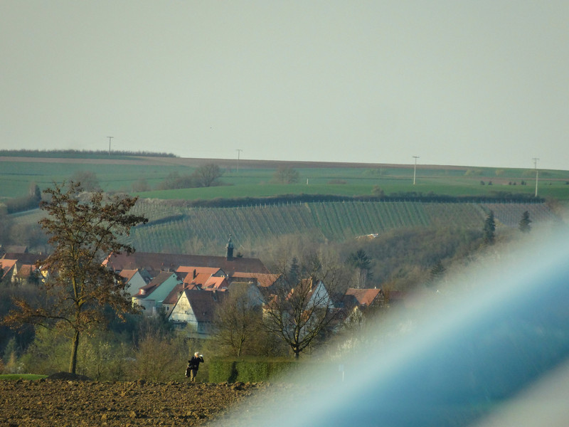 The cool bavarian towns on the highway to Nuremberg