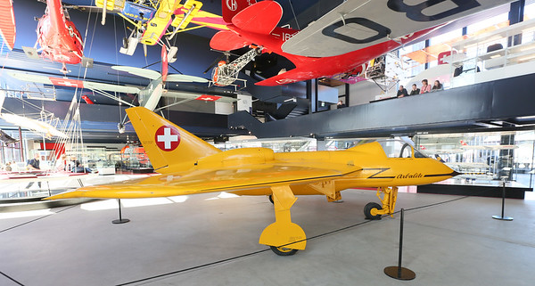 Verkehrshaus der Schweiz Museum Luzern, Switzerland 2018