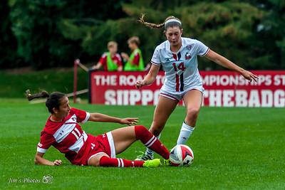 UW Sports - Women's Soccer - Aug 27, 2017