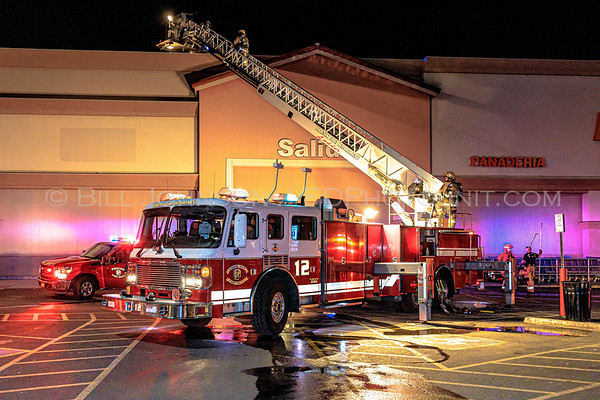 Commercial Structure Fire - Goodwill Store - 3130 E. Thomas Rd.  - City of Phoenix Fire Department. -11/22/19
