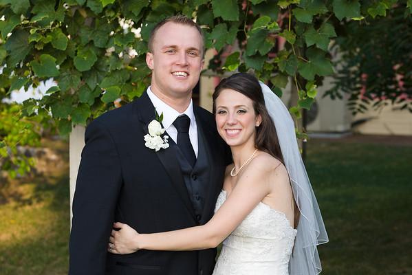 Drew & Nicole @ The Chesapeake Inn (Chesapeake City, MD)