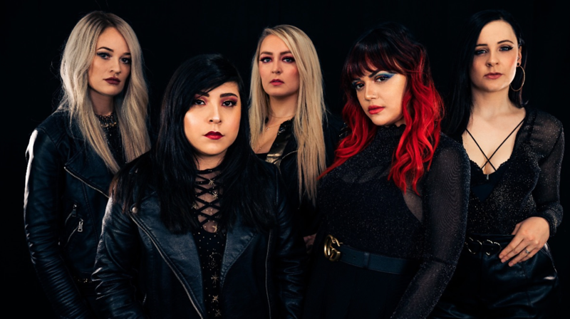 ALL FEMALE-METAL BAND CONQUER DIVIDE RETURN WITH POWERFUL NEW SONG