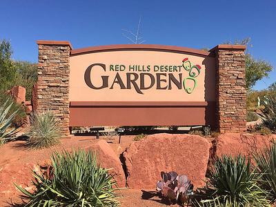 Red Hills Desert Garden