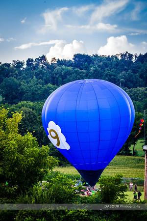 Sunday Balloon Launch 2012
