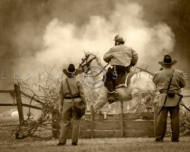 Battle of Townsend's Plantation at Mt Dora