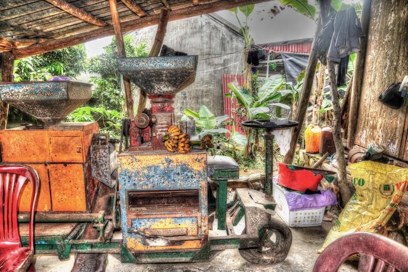 Viet Hai Village - Cat Ba island - Halong Bay