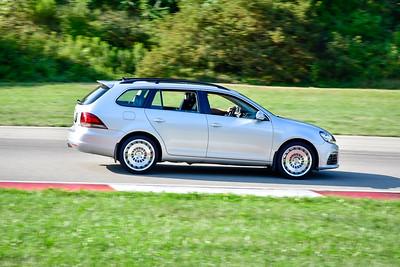 2021 SCCA TNiA  Aug 27 Pitt Nov Silver Brt VW Waggon