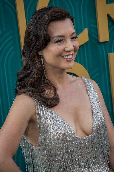 HOLLYWOOD, CA - AUGUST 07: Ming-Na Wen arrives at Warner Bros. Pictures' 'Crazy Rich Asians' Premiere at TCL Chinese Theatre IMAX on Tuesday, August 7, 2018 in Hollywood, California. (Photo by Tom Sorensen/Moovieboy Pictures)