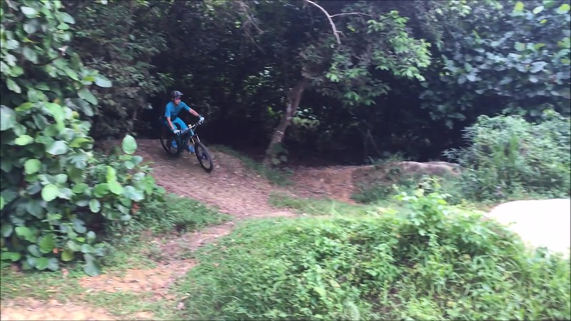 Chestnut Bike Park - 26.07.2017