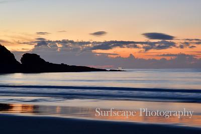 Australian Sunrises