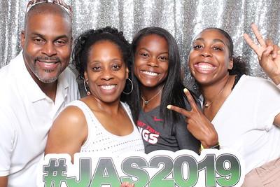 Jasmine's Graduation Party 5-25-19