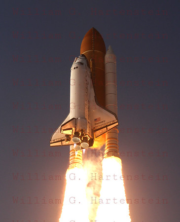 STS-133 Discovery last launch Feb. 24, 2011