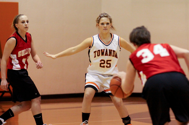 2010-2011 Towanda JV Girls Basketball