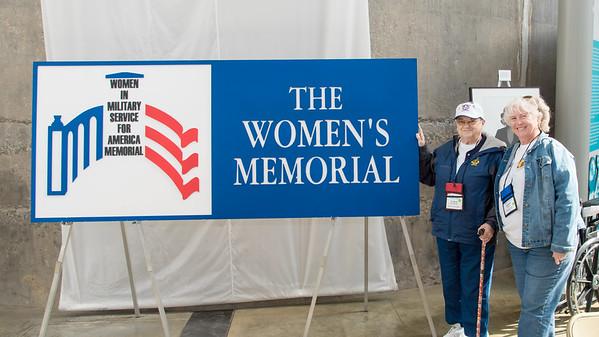 8. Women's War Memorial