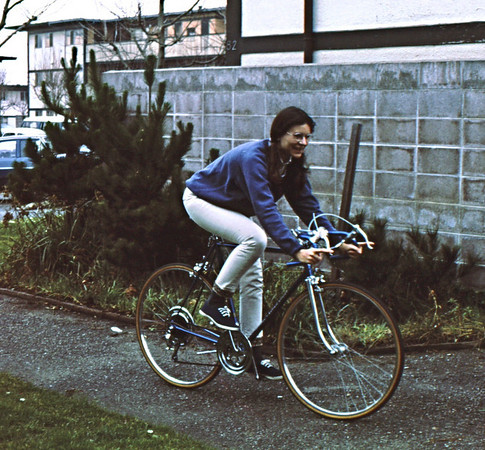 Bicycling 1971-75