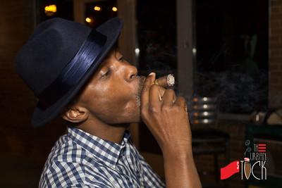 Cigar Social October