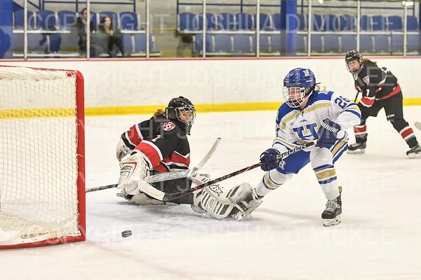 Hamilton Women's Hockey v Wesleyan 1-22-19